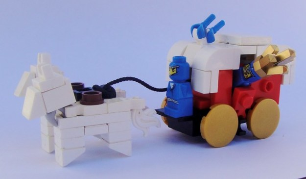 Micro-Figure Carriage