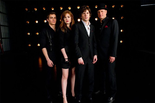Now You See Me: Los Ilusionistas del Crimen