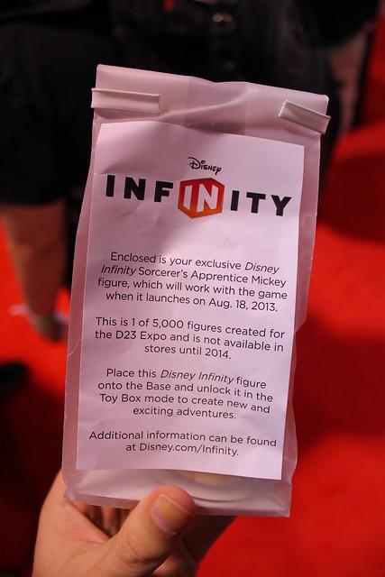 Disney Interactive presentation at the 2013 D23 Expo