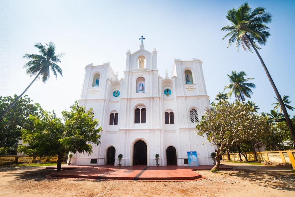 St Peter's & St Paul's Church, Fort Kochi