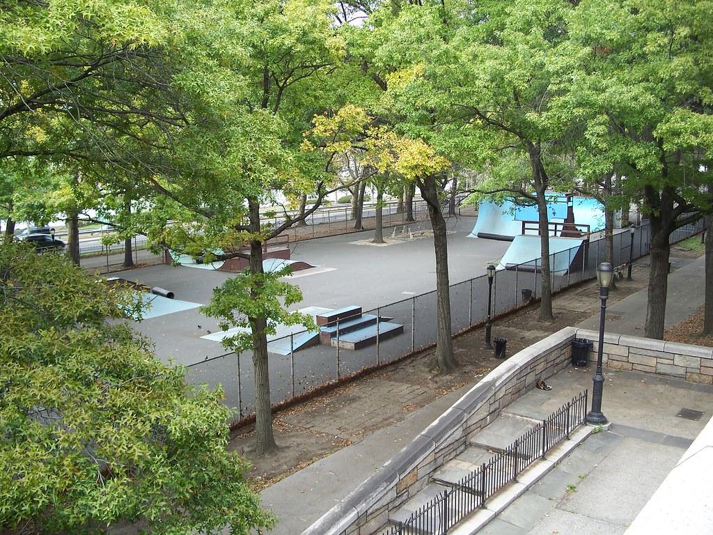 25-109th St Skate Park