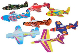 foam toy glider kit