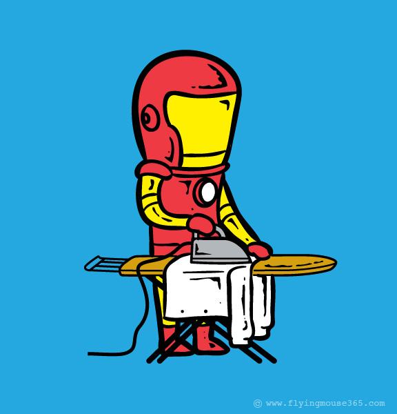 iron-man-part-time-job
