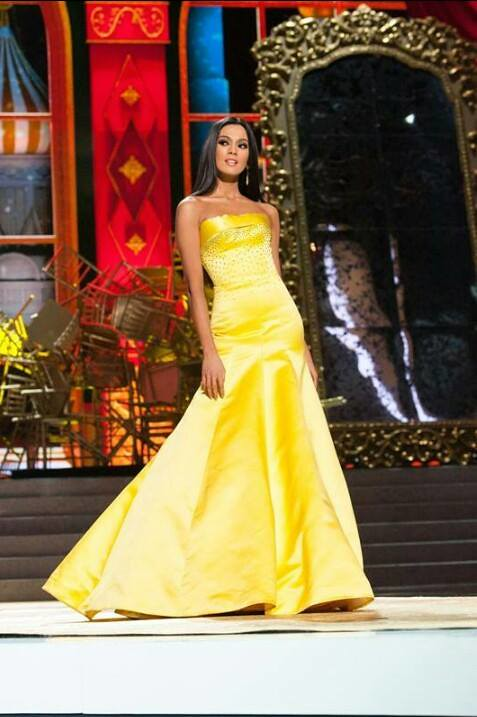 Ariella gown