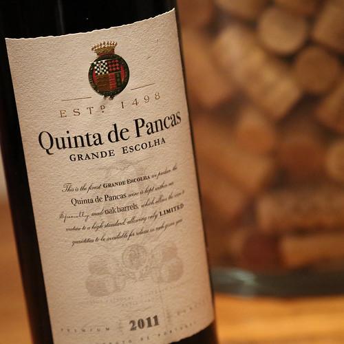 Quinta de Pancas Grande Escolha 2011