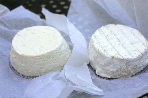Chablis cheeses