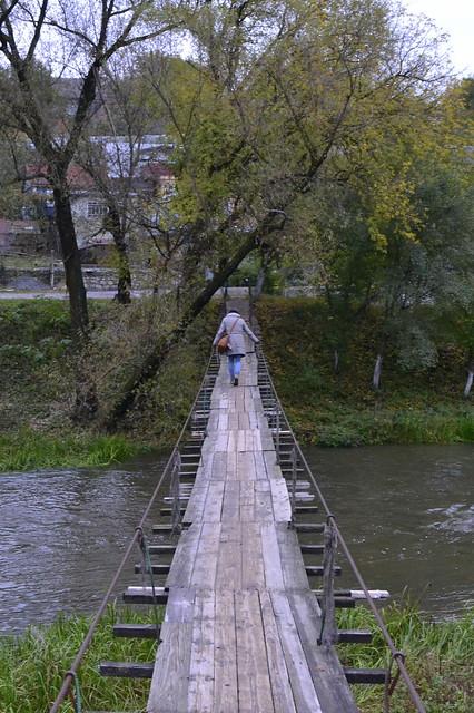 Ukrainian Castles_Kamianets-Podilskyi river