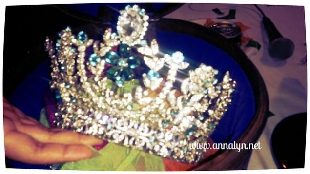 Miss Supranational crown