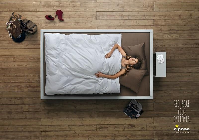Riposa - Batteries Woman