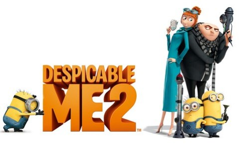 Mi Villano Favorito 2: La Secuela de Despicable Me