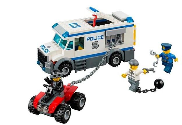 60043 Prisoner Transport