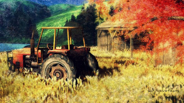 l'Arc-en-Ciel 3 tractor