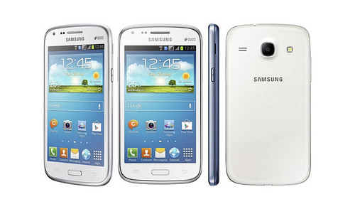 Samsung Galaxy Core: Gama Media de la Familia Galaxy