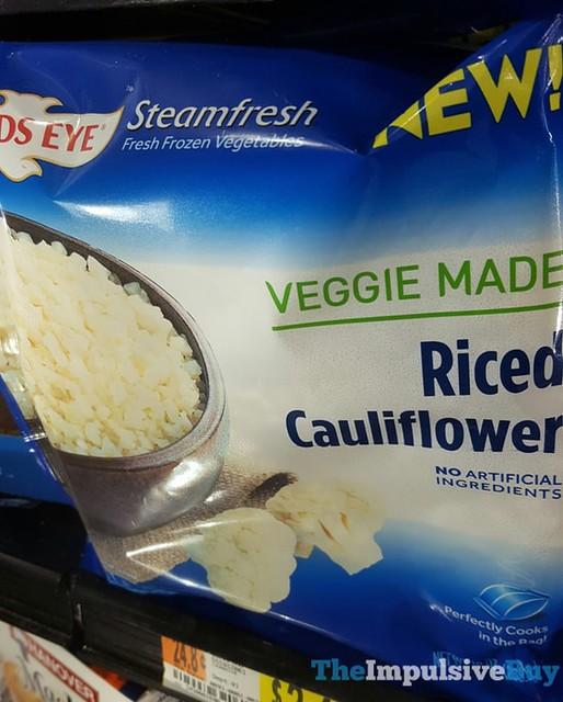 Birds Eye Steamfresh Veggie Made Riced Cauliflower