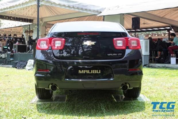 Chevrolet Malibu (13)