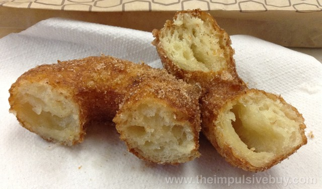 Jack in the Box Croissant Donuts Innards