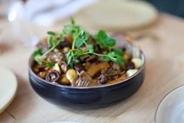 Wild mushroom poutine | Blacktail Florist
