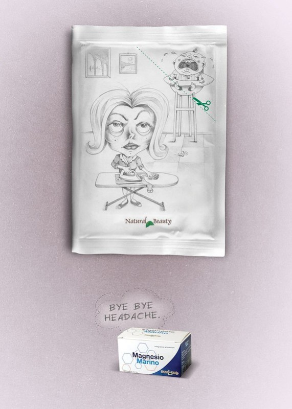Natural Beauty - Headache Baby