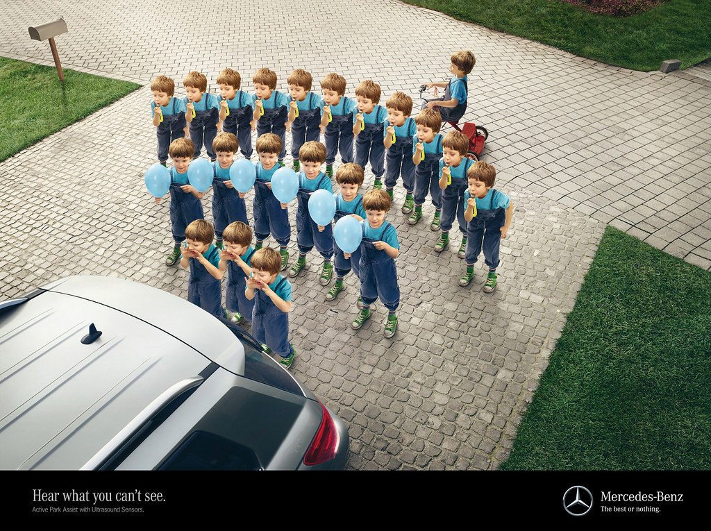 Mercedes - Hear what you can't see 3