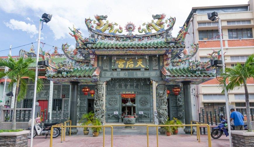 Khoo Kongsi, George Town - Penang chinese temple