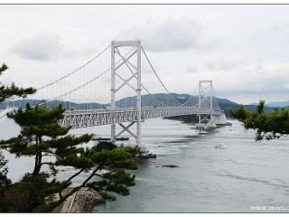 [2014日本四國]鳴門大橋.渦之道&必吃鯛魚鄉土料理.潮風
