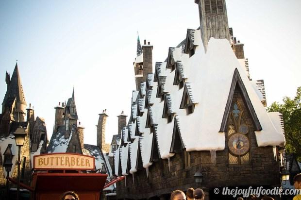 Harry Potter World Butterbeer Cart