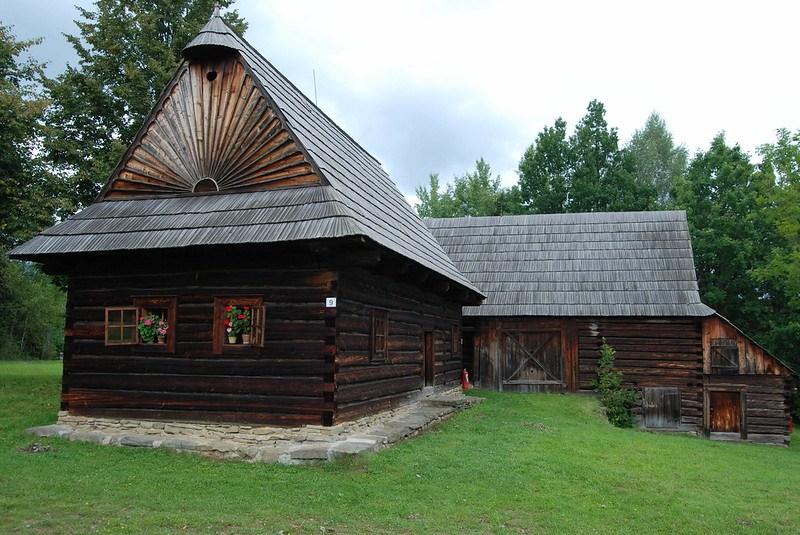 Museum of Slovak Villages, Martin, SK