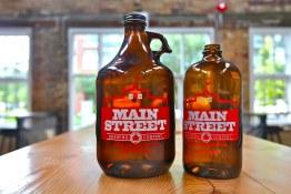 Tight branding | Main Street Brewing