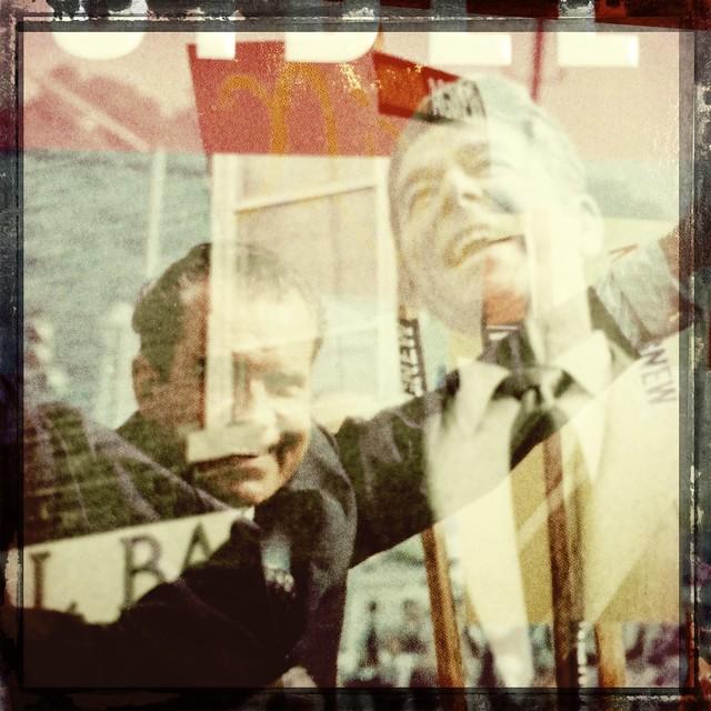 Nixon - Reagan (Rick Perlstein) #doubleExposure
