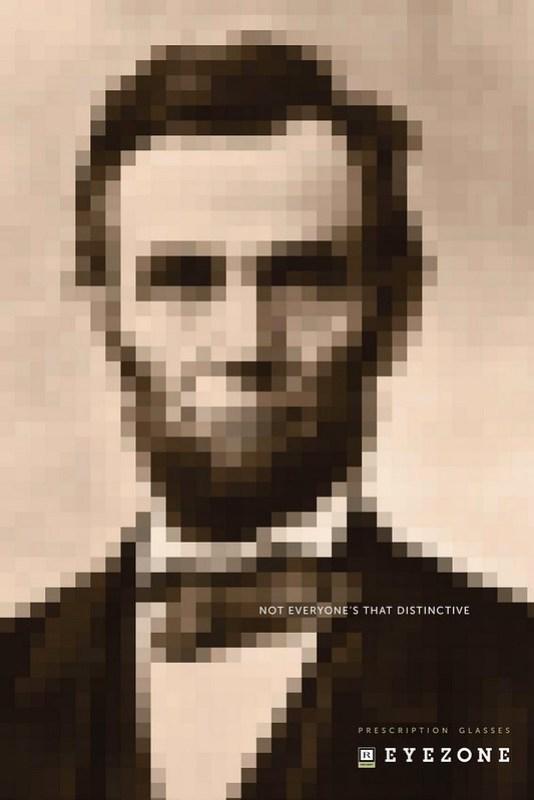 Eyezone Eyewear - Abraham Lincoln