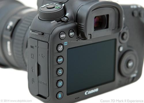 Canon 7D Mark II book manual guide setup how to tips tricks spreadsheet menu custom function setting
