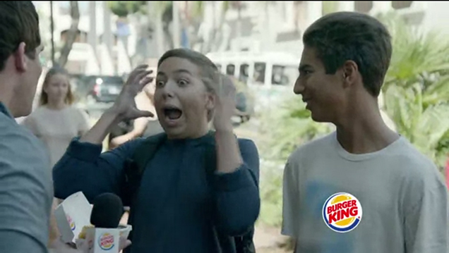 Burger thieves