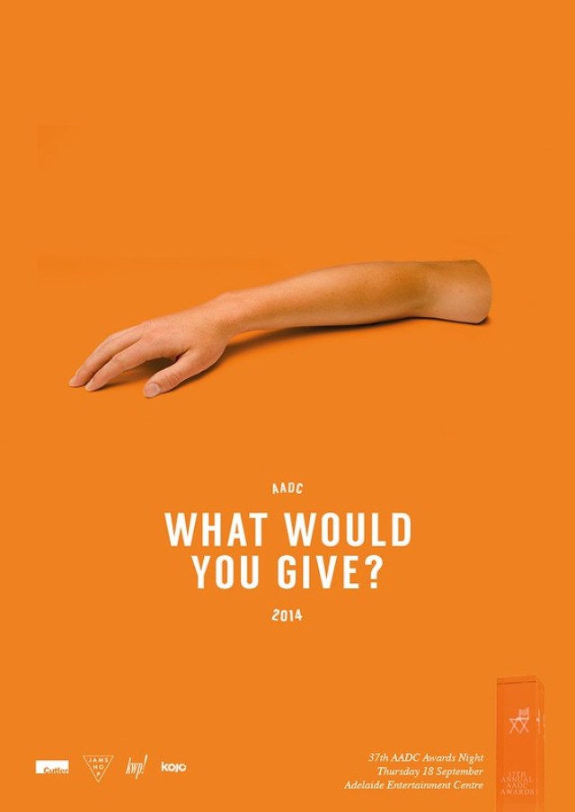 AADC Awards - right arm