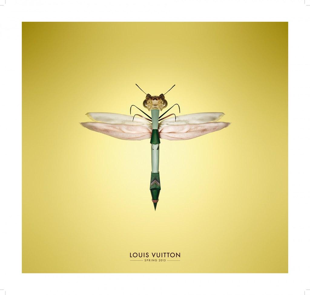 Louis Vuitton Spring 2013 - Bugs 7