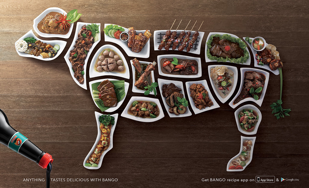Bango - Meat Diagram Cow