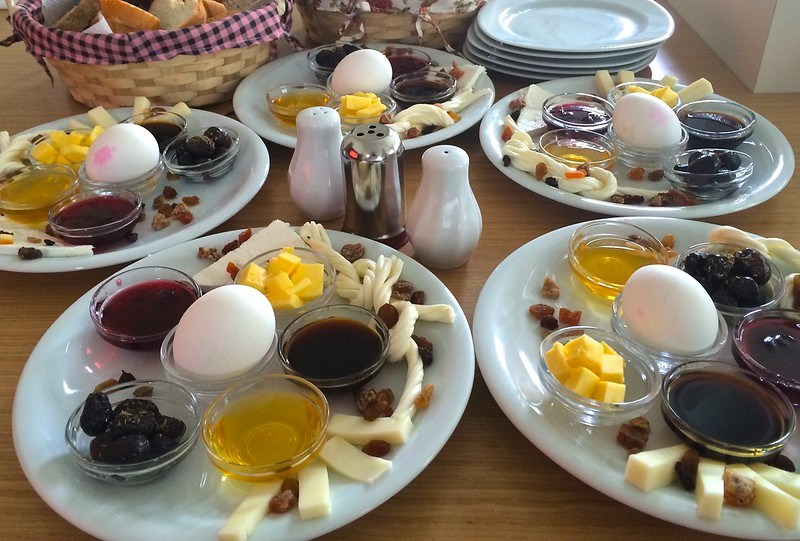 European bucket list, what's on yours?: A delicious Turkish breakfast in Istanbul