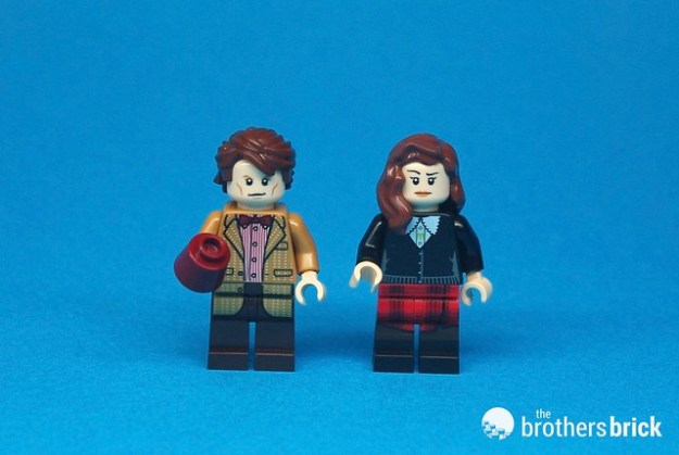 LEGO Doctor who minifigs (2)