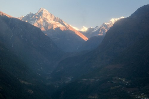 Lukla morning