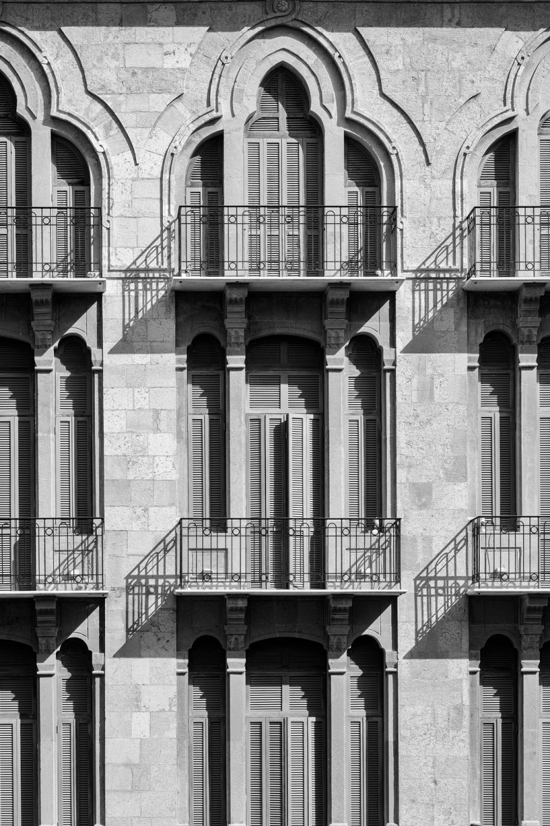 Shades and Facades