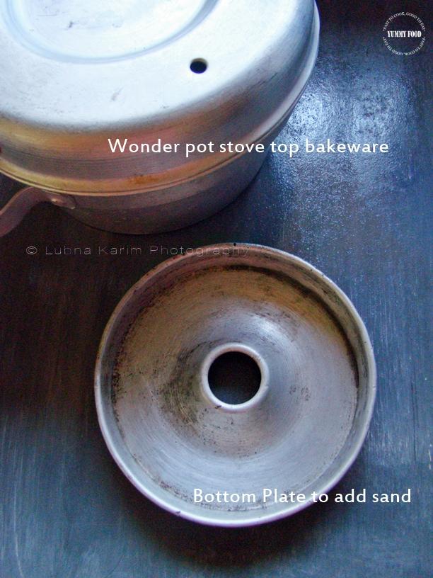 Stovetop Bakeware - 'Wonder Pot'