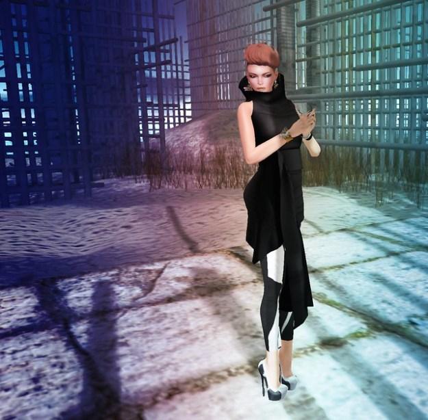 Stone walls do not a prison make, Nor iron bars a cage