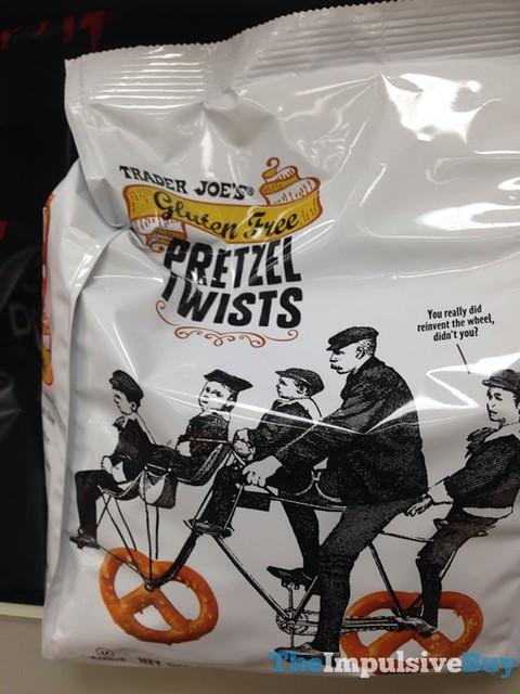 Trader Joe's Gluten Free Pretzel Twists