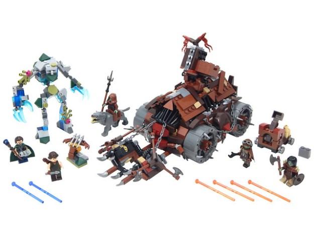 64042 Ustokal War Wagon