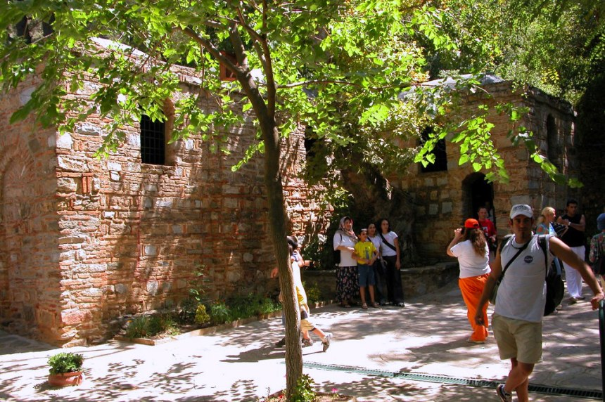 Casa de la Virgen María en Turquía