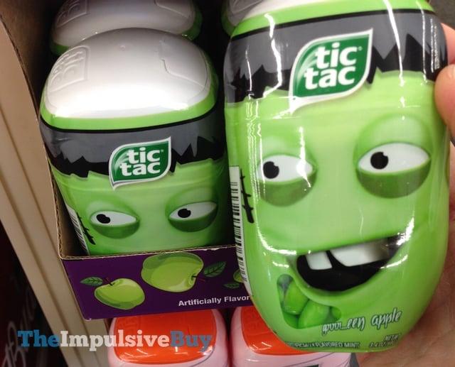 Tic Tac Grrr...een Apple