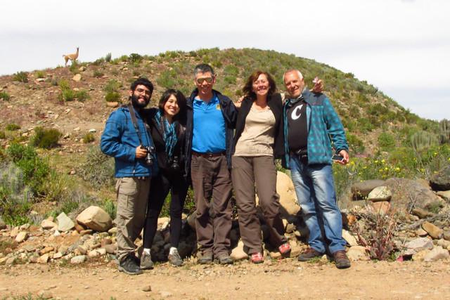 Desierto Florido Costero - Quebrada de Los Choros