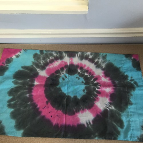 Inspirations teens tie dye