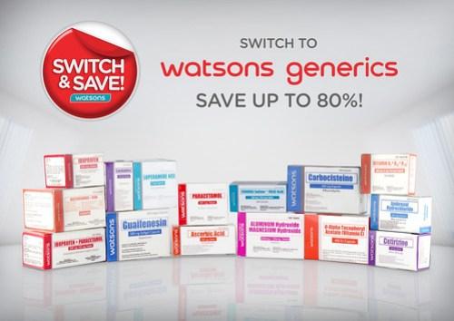 Watsons Generics Omnibus