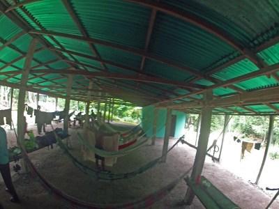 Acampamento Isla del Raton