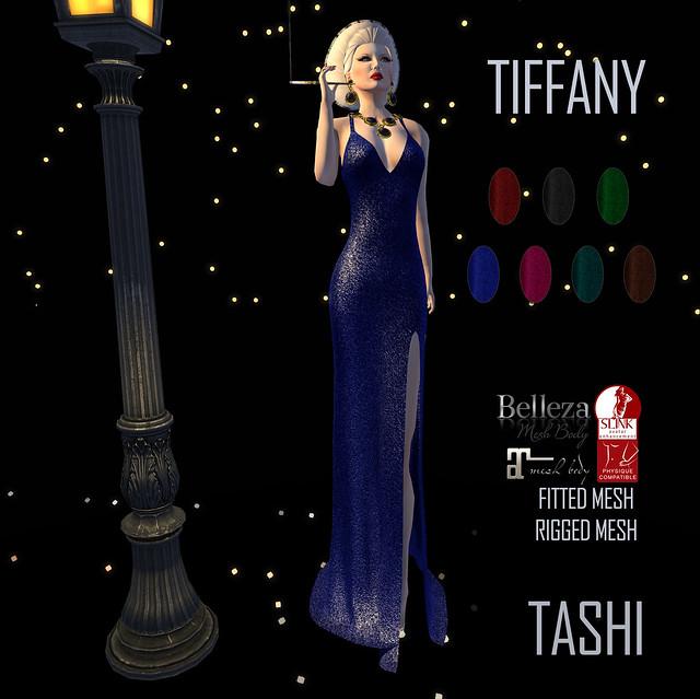 TASHI Tiffany